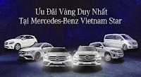 Khuyến mãi Mercedes tháng 12 - 2017
