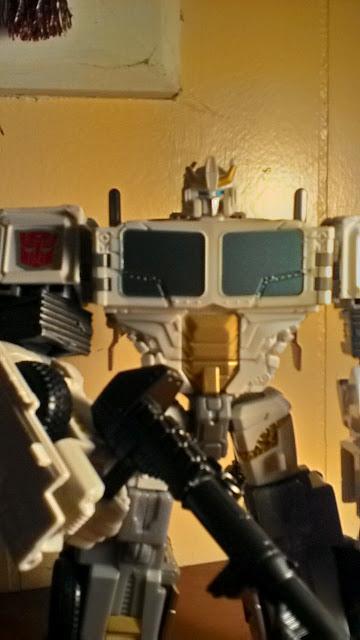 Optimus Prime, Transformers, Robot