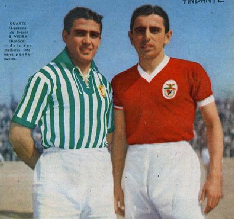 Só muitos anos depois de saber o que fez (enquanto futebolista) Manuel  Vieira no Benfica descobri que Vieirinha 48568f1b956c5