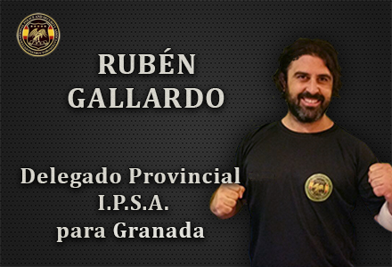 RUBEN GALLARDO INTERNATIONAL POLICE AND SECURITY ASOCCIATION IPSA