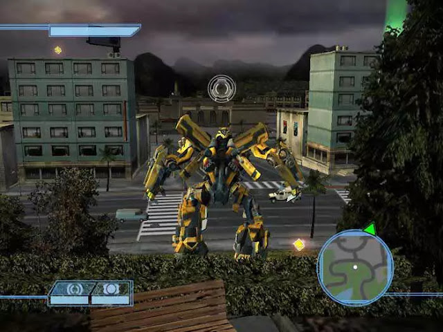 Transformers The Game PC Full Version Screenshot 3