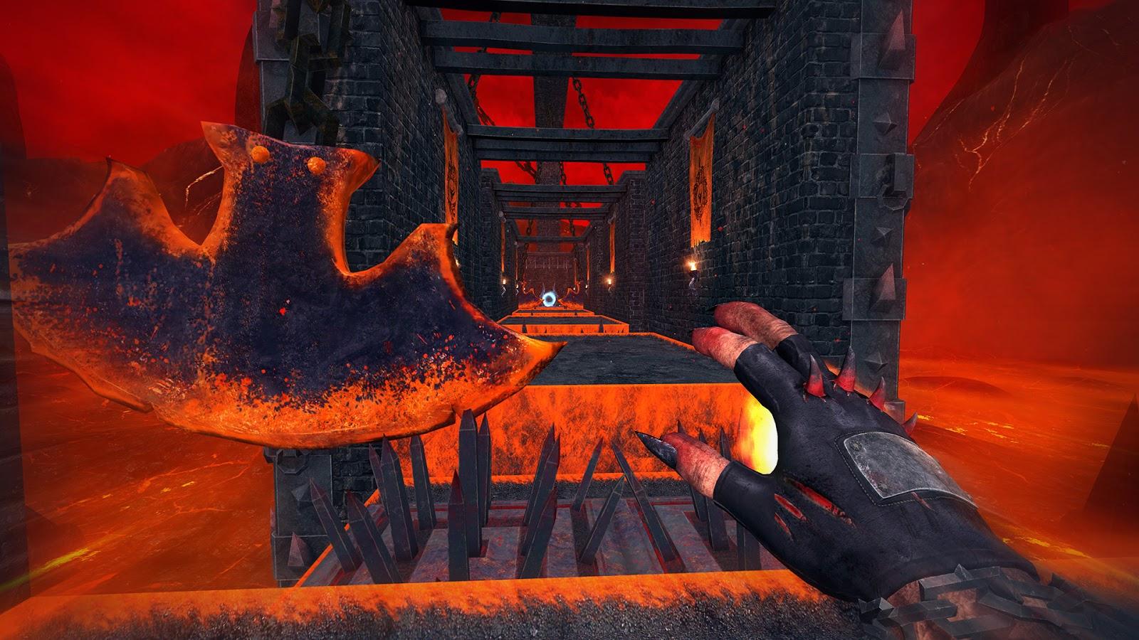 Inferno Em Chamas Simple seum: speedrunners from hell - sim! esse é no inferno!