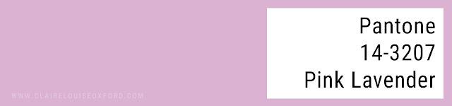 Colori Pantone 2018 Primavera - PANTONE 14-3207 Pink Lavander