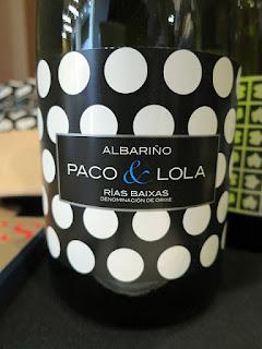 Paco & Lola Albariño 2016 (89 pts)