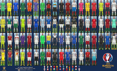 PES 2016 Euro 2016 Kit v.5 by MT Games 1991