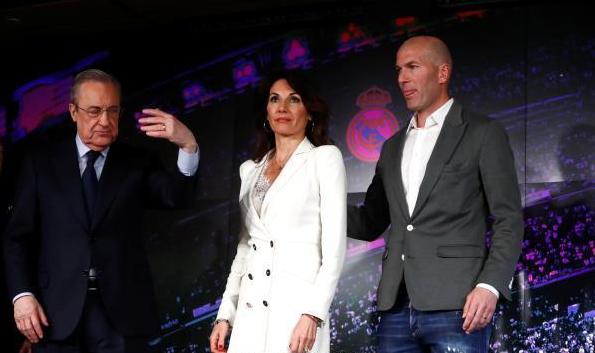 زيدان: قلبي أعادني لريال مدريد.. ولا أفكر في رونالدو