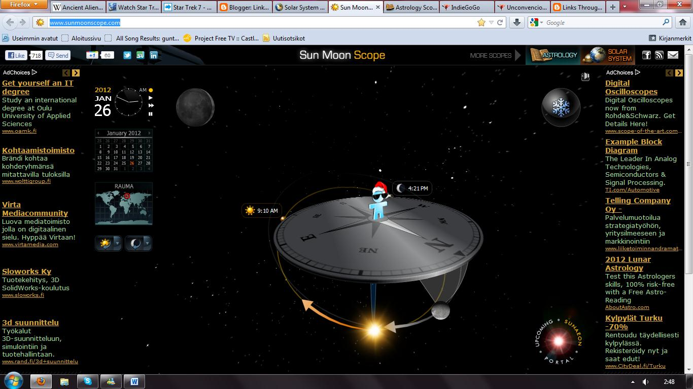 3d Solar System Model Project - Pics about space