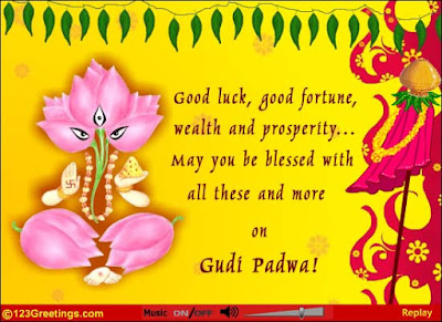 Gudi Padwa Animated