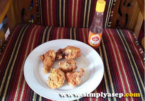 Siapkan bahan bahannya untuk membuat ayam Krispi buatan sendiri