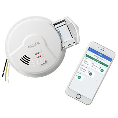 Roost RSA400 fire and carbon monoxide alarm