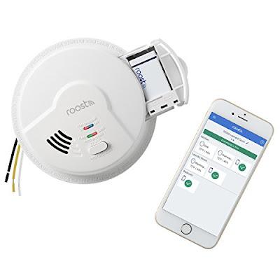 Roost RSA400 fire and carbon monoxide alarm