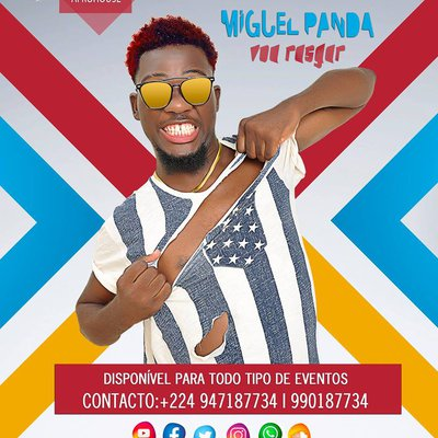 Miguel Panda - Vou Rasgar (afro-house)