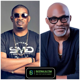 Don jazzy Vs RMD