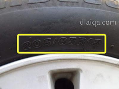 ukuran ban 205/65 R15
