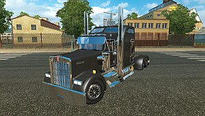 Kenworth W900L version 1.5