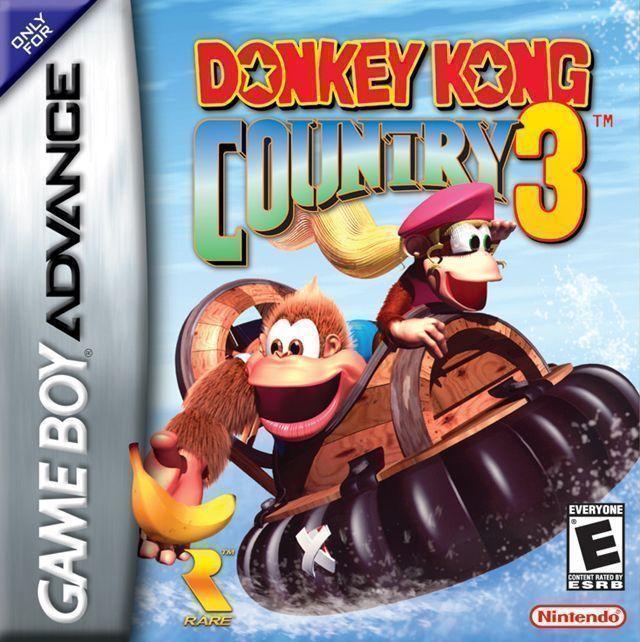 ROMs - Donkey Kong Country 3 (Português) - GBA Download