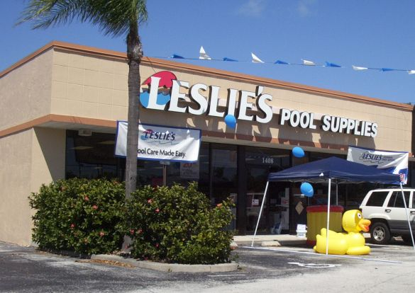 leslie pool coupons in store