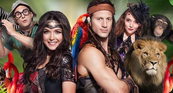 מלך הג'ונגל והגיבורה - כרטיסים ולוח הופעות 2017