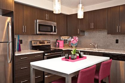 Inspirasi Model Dekorasi Dapur Kecil Yang Sederhana Cantik