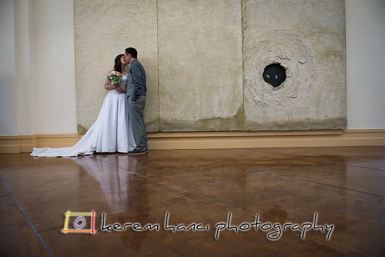 California Center for the Arts in Escondido was a wonderful location to shoot a wedding at.