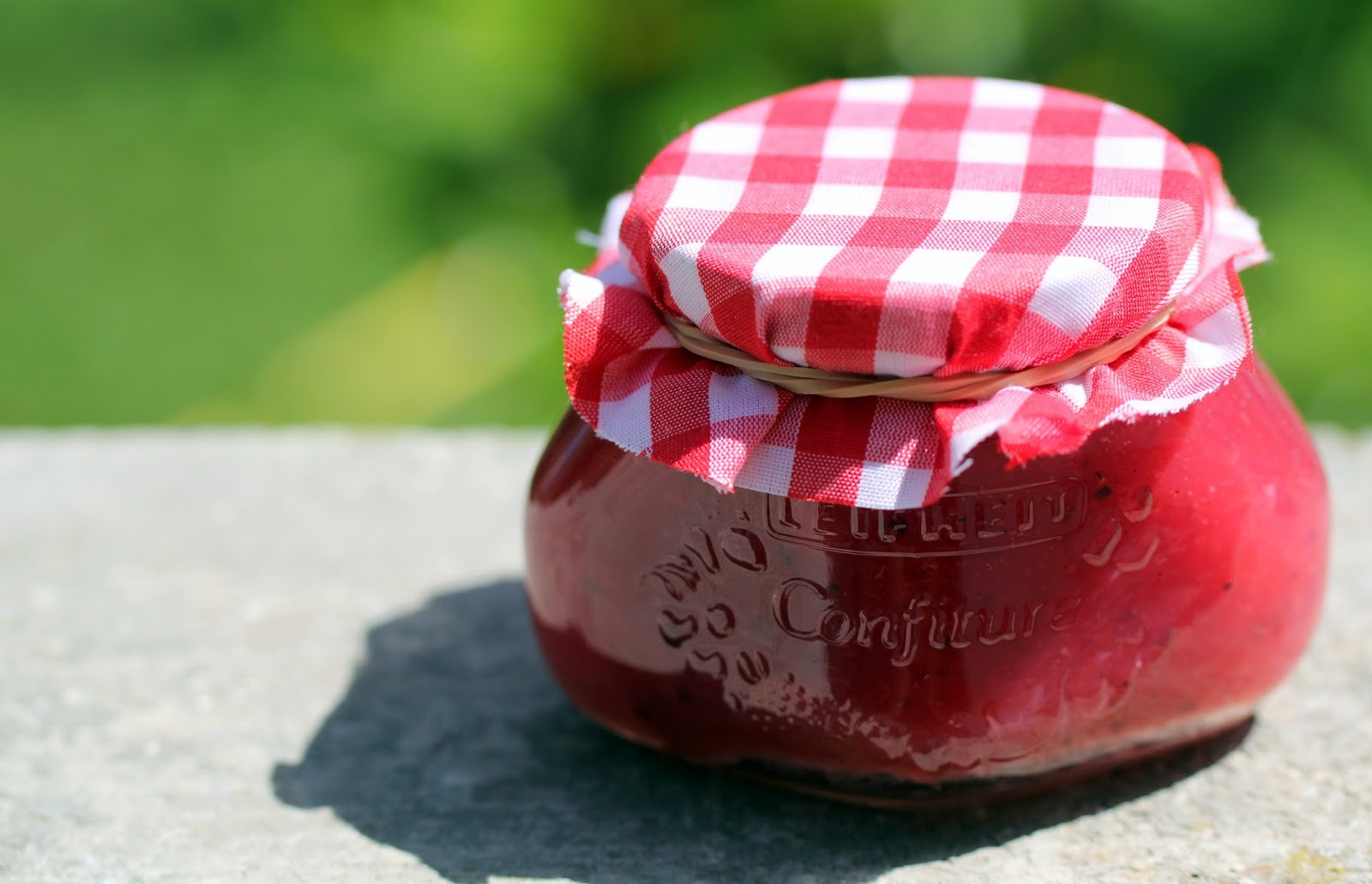 blogschokolade butterpost johannisbeer pfirsich marmelade. Black Bedroom Furniture Sets. Home Design Ideas