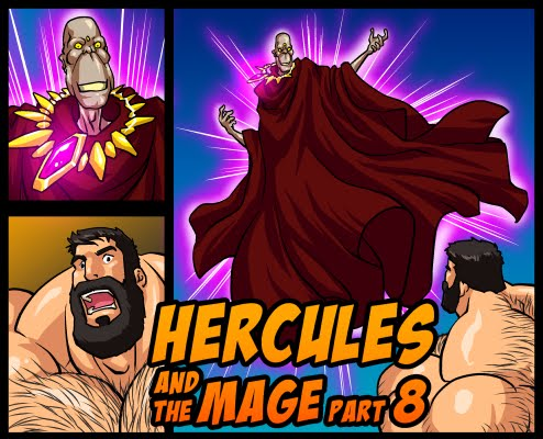 Hercules and the Mage part 8