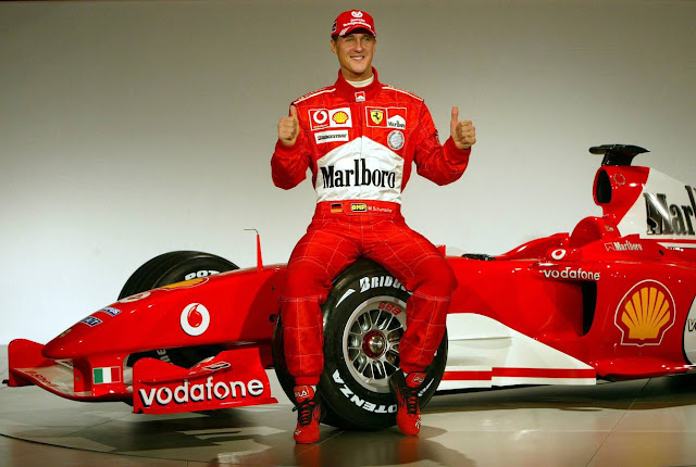 How fast is a Formula 1 car?