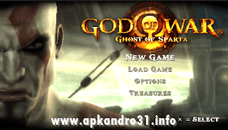 Download God of War Ghost of Sparta ISO PPSSPP