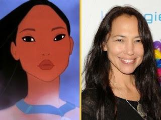 Irene Bedard, jadi Inspirasi Karakter Pocahontas