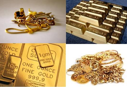 Memilih Investasi Emas Berbentuk Perhiasan Atau Batangan?