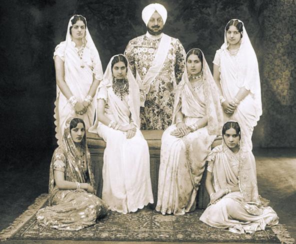 Full of Grandeur Life of Kind Bhupindra Singh