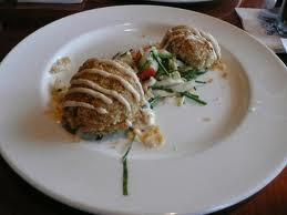 Crab Cakes with Cajun Aioli -Cap'n Jacks 2