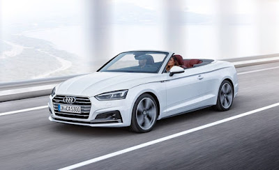 Audi A5 Cabriolet 2018 Review, Specs, Price