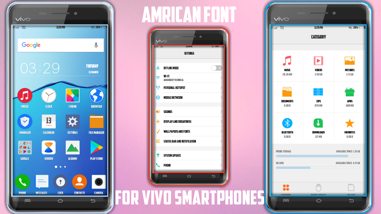 Latest Hello Kitty Theme For Vivo Smartphones Vivo Themes And Fonts