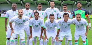 نتيجة مباراة الأهلي السعودي وأحد اليوم الجمعة 14-9-2018 ضمن مباريات دوري أبطال أفريقيا