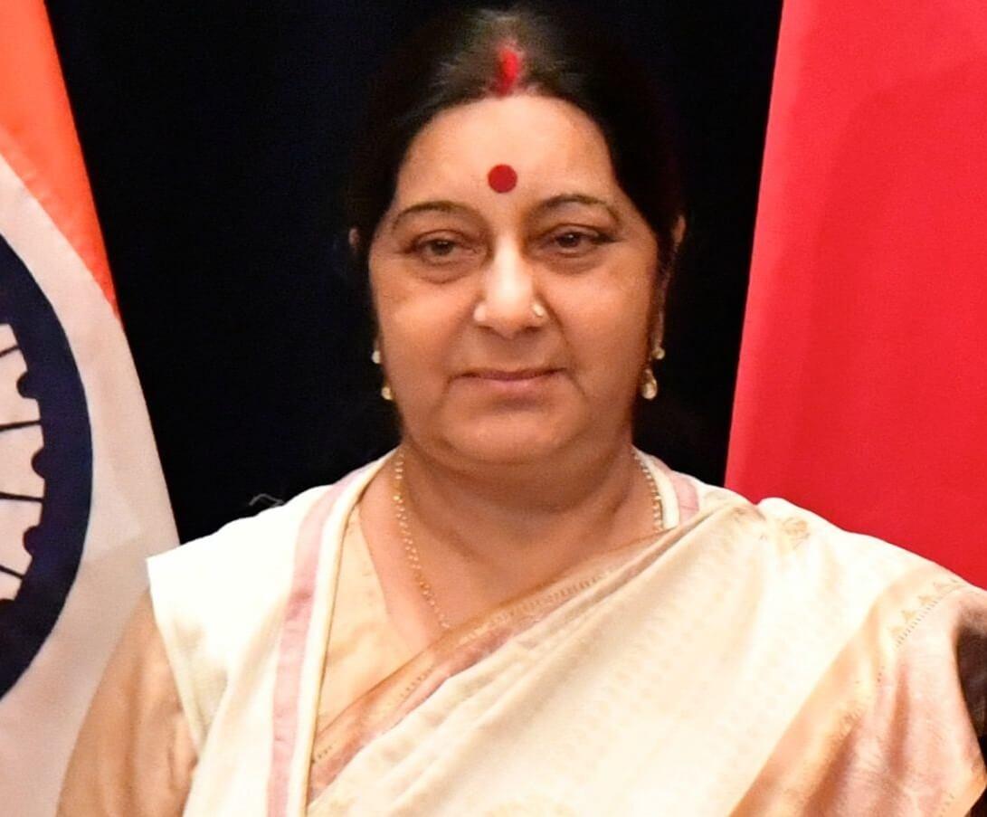 No Pakistani Soldier Or Citizen Died In Balakot Air Strike : External Affairs Minister Sushma Swaraj