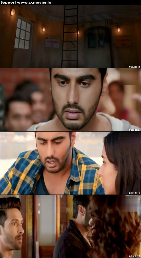 Half Girlfriend 2017 Hindi 480p DTHRip 350mb