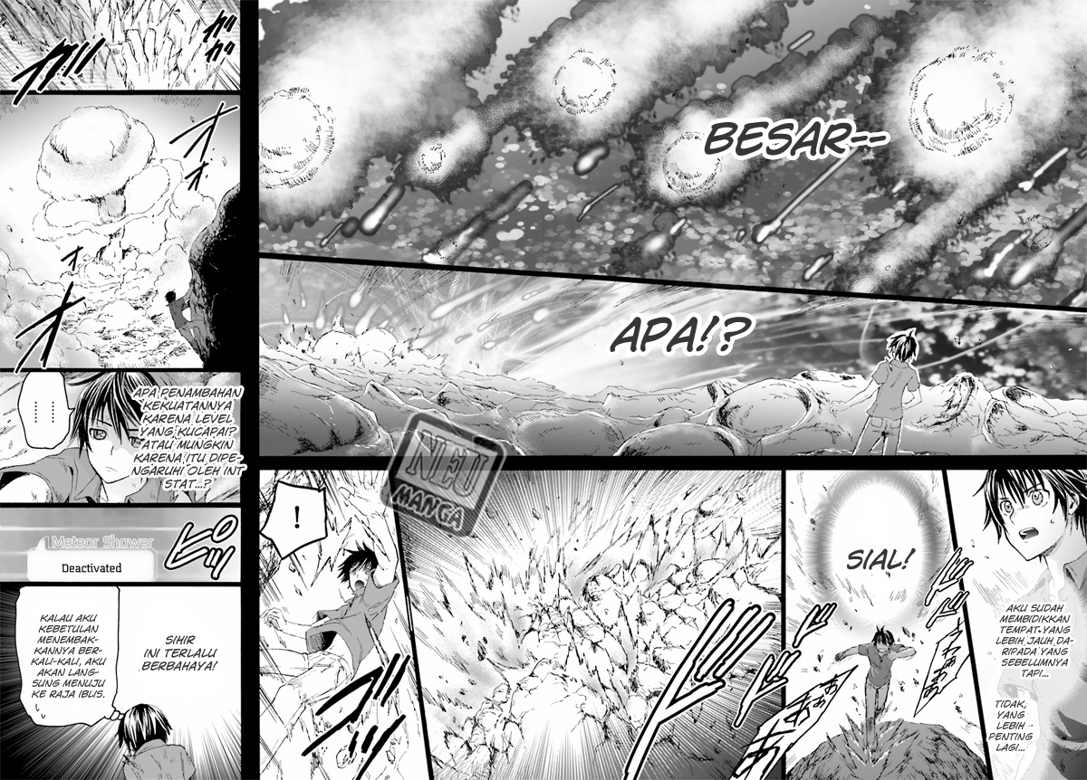 Baca Manga Death March Chapter 4 Bahasa Indonesia