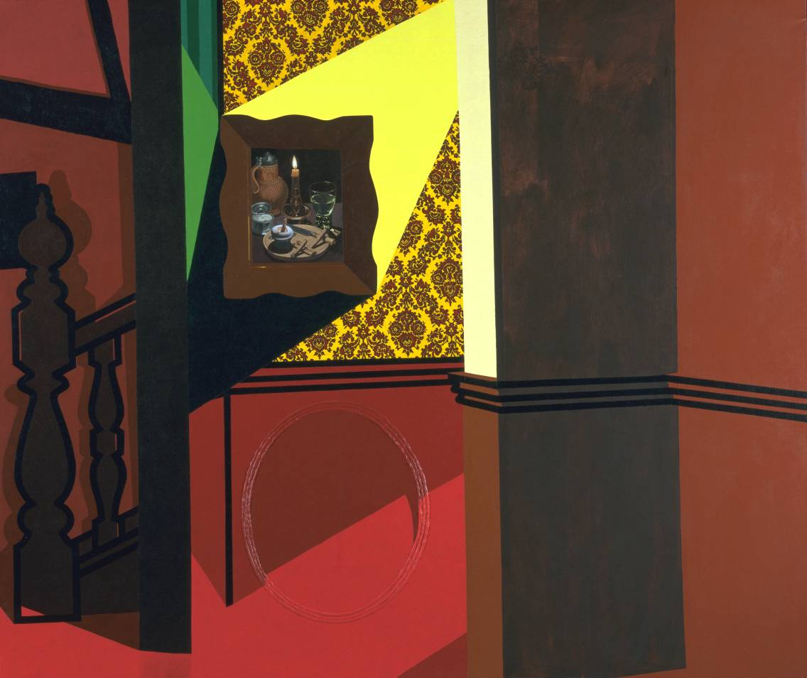 ART & ARTISTS: Patrick Caulfield - part 3