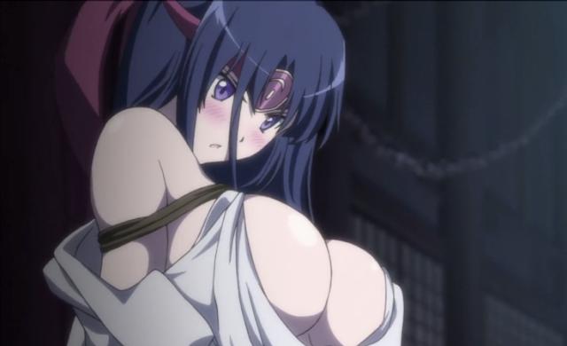 Queen's Blade~Vanquished Queens OVA~Spesial