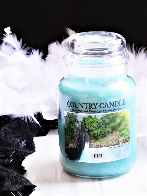 avis Fiji Country Candle, avis bougie country candle, bougie parfumée été, bougie ananas, bougie parfumée, blog parfum, candle review, scented candle