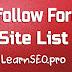 Top 100+ HighPR Dofollow Forum Site List