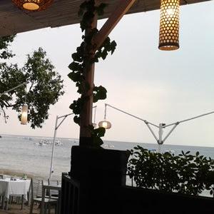 Romantis Dinner di Restauran Spice Lombok