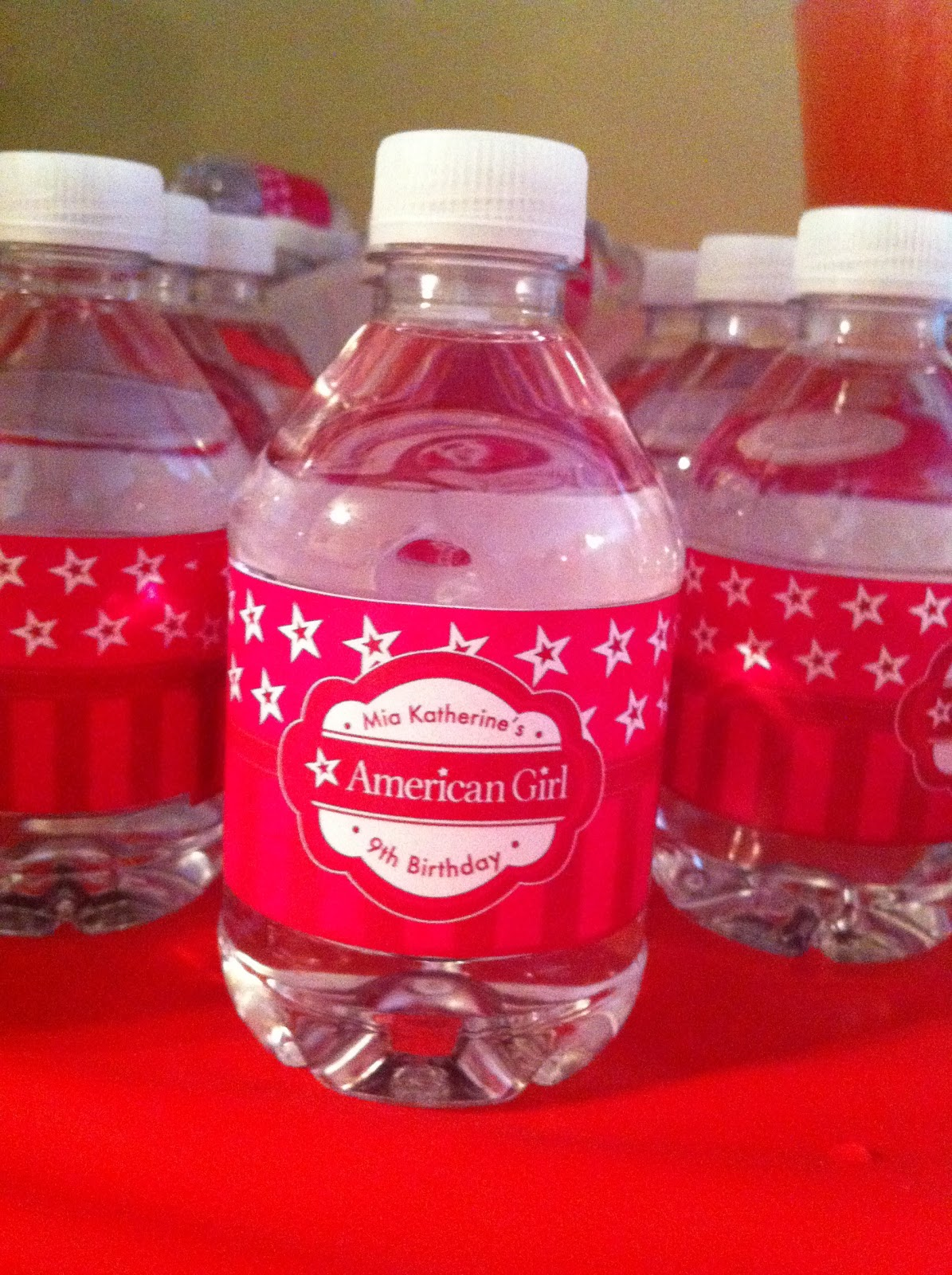 Featured Party American Girl Birthday Party Kroma