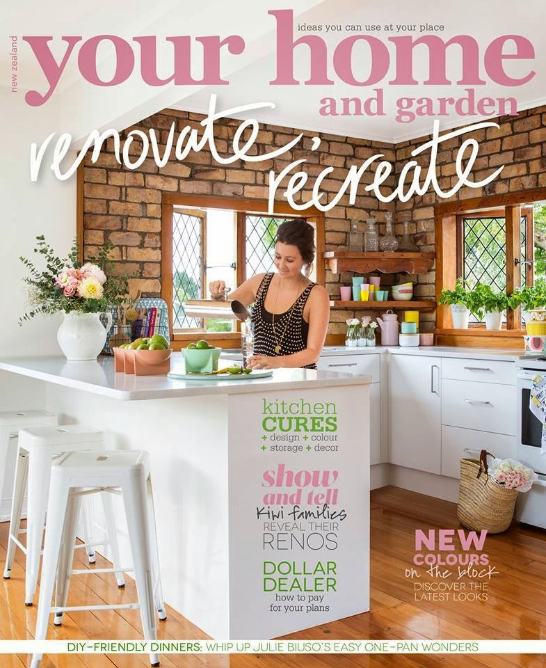 Here, There And Everywhere: Your Home And Garden Magazine