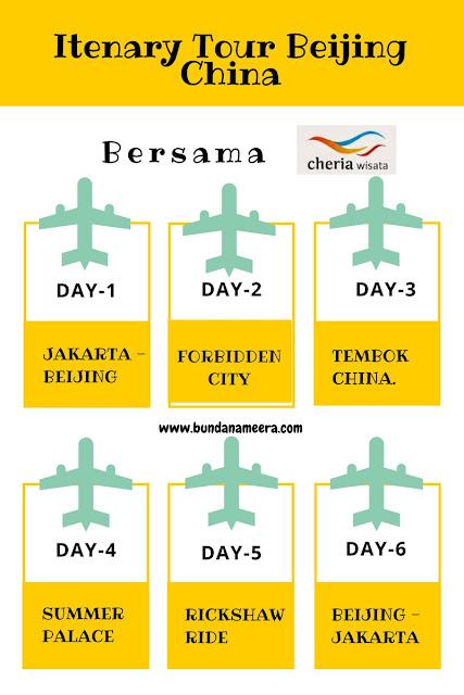 Mewujudkan liburan impian, tips agar liburan impian ke luar negeri terwujud, Tour bersama Cheria Travel, alasan menggunakan Cheria Wisata Travel