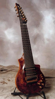 guitarra cuerdas