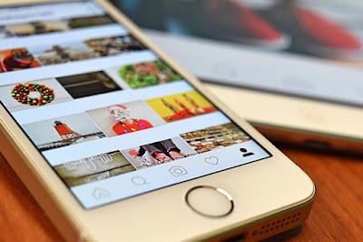 cara upload foto di instagram lewat pc dan laptop