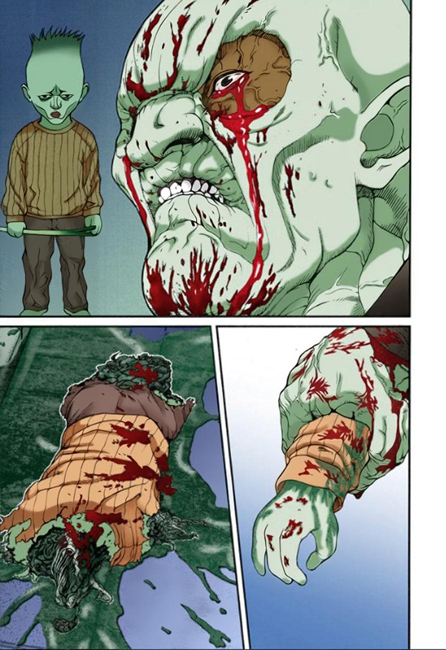 Gantz Chap 11: Tất cả đều chết trang 9