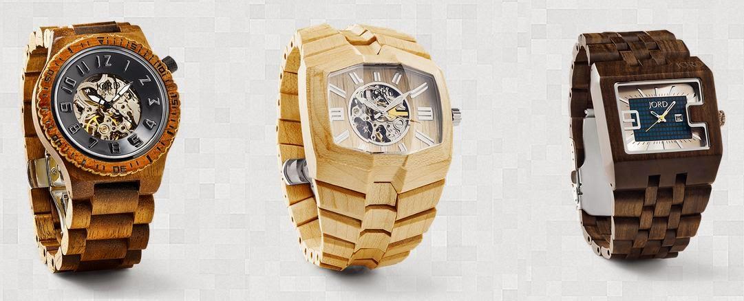 bd1d60595664 reloj de madera Jord para hombre  jordwatch men´s watches wood watches  wooden watches